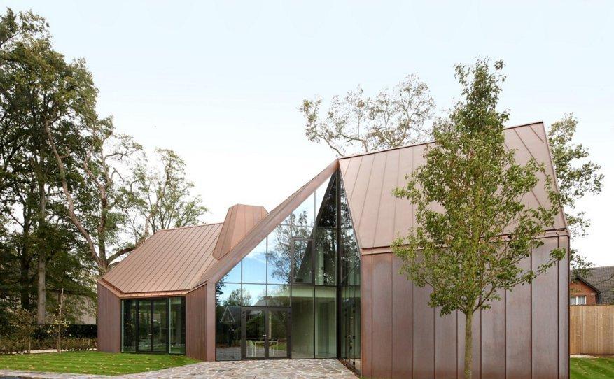 Cinq laur ats bien cuivr s chroniques d 39 architecture for Dujardin grange