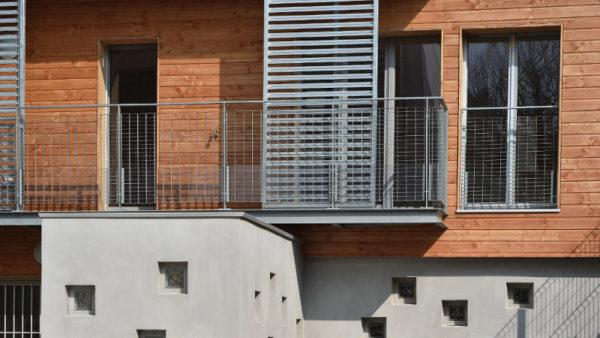 Rue des Ardennes (Paris XIXe), des logements en structure bois en cœur d'îlot