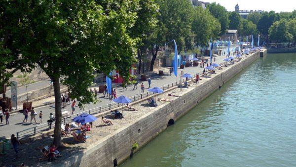 Le Banlieue Grand Express, la grande muraille de Paris ?