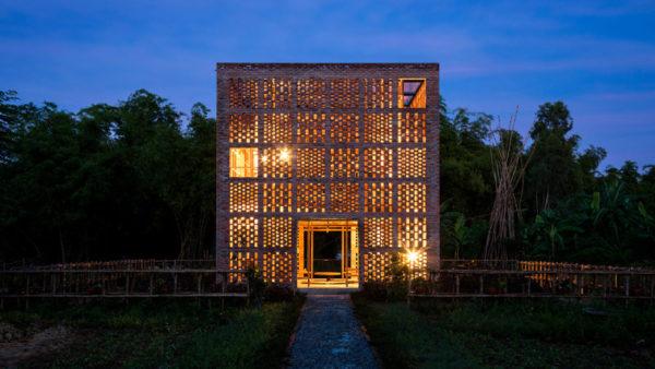 Tropical Space, simplicité des matériaux, subtilité du design