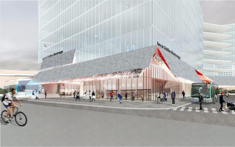 Châtillon-Montrouge @Périphériques Architectes