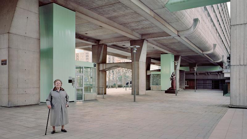 Souvenir d'un futur, par Laurent Kronental, photographe