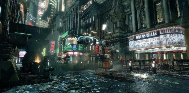 Blade Runner@Warner