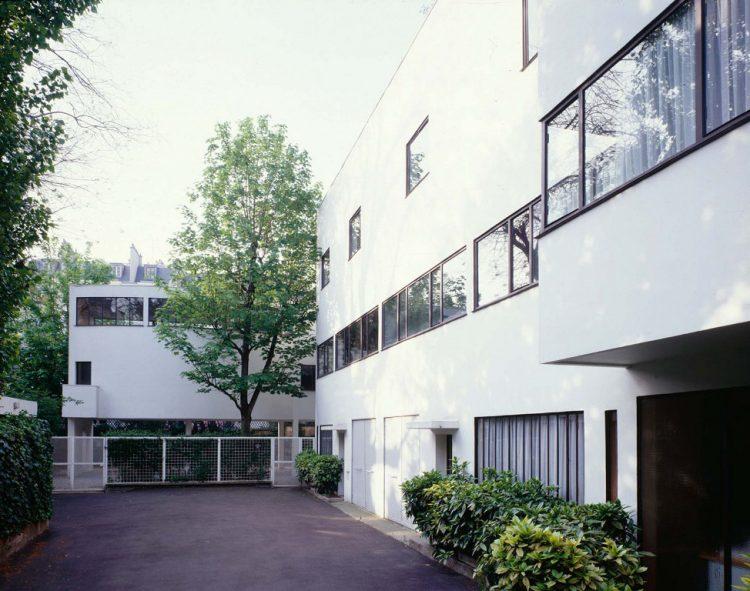 Maisons La Roche et Jeanneret-Le Corbusier@FLC_ADAGP_Oliver Martin-Gambier