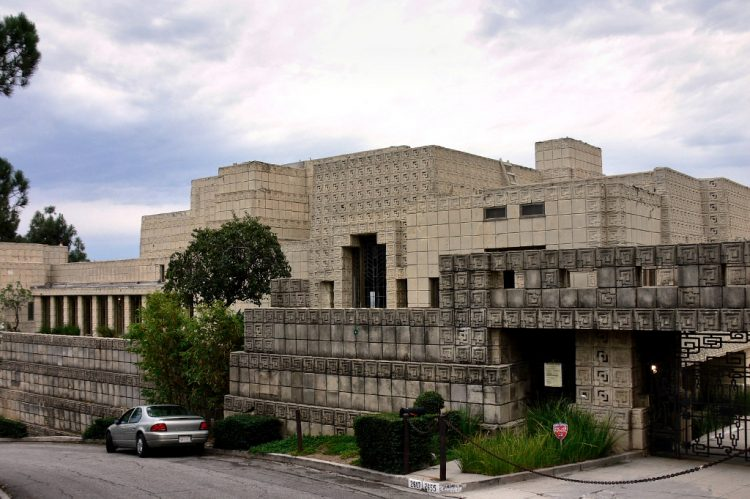 Ennis house @Mike Dillon