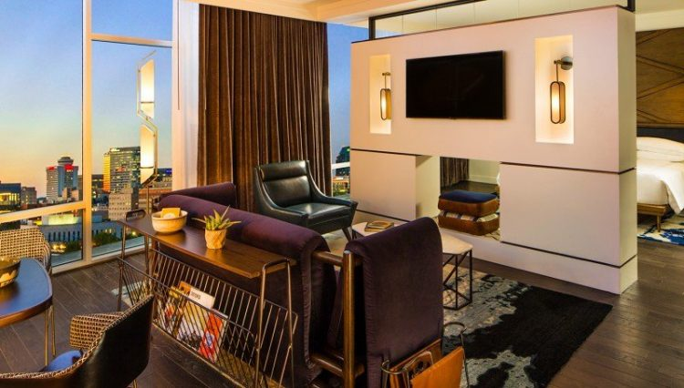 @The Thompson Nashville Hotel