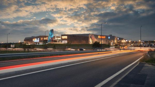 Les Saisons de Meaux, un centre commercial signé Arte Charpentier Architectes