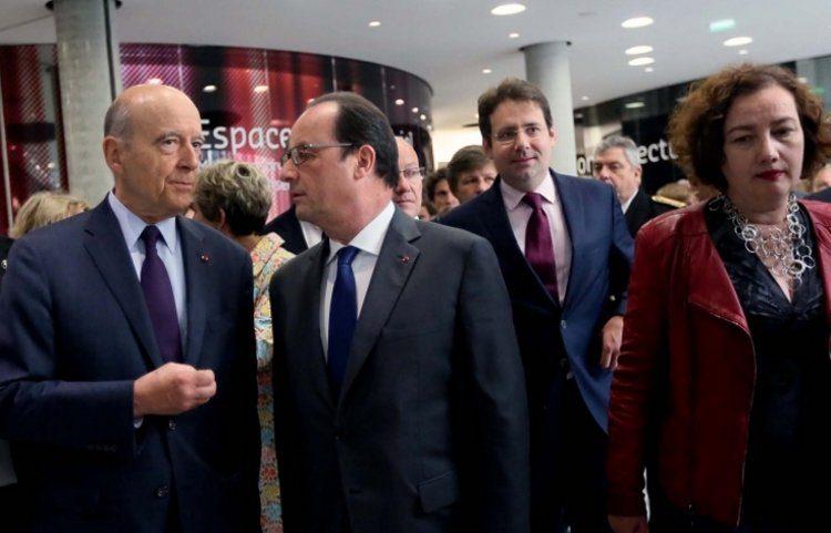 @Présidence de la République - L. Blevennec
