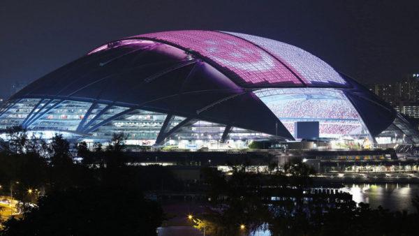 Confort sous les tropiques ? Le 'National Stadium of Singapore' signé ARUP