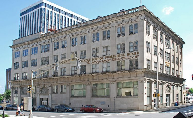 Morris Memorial Building @Andrew Jameson