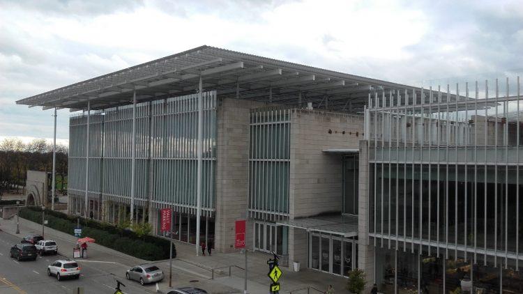 Aile moderne du Art Institute signée Renzo Piano @A.L.