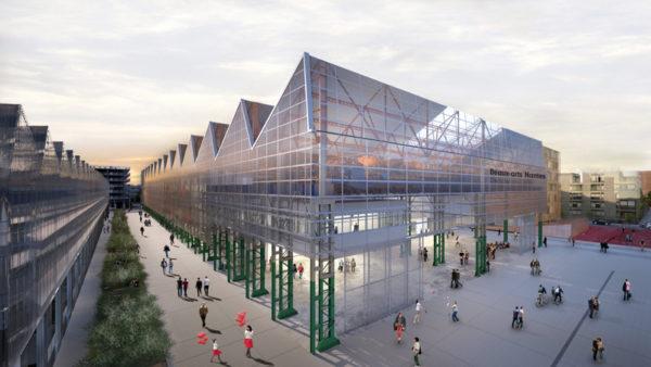 A Nantes, la culture à l'assaut du territoire industriel