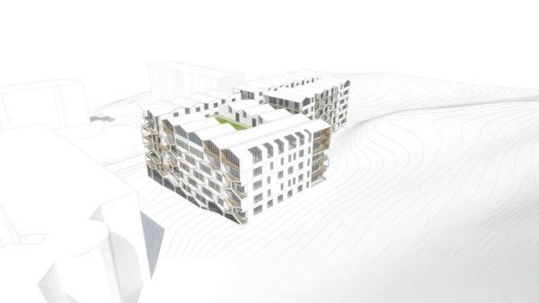 Bon départ : 90 logements à Lausanne pour Janez Nguyen