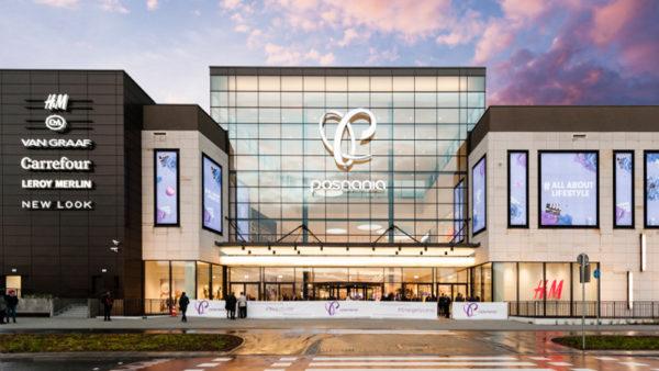 A Poznan aussi un centre commercial avec une offre «lifestyle et loisirs»