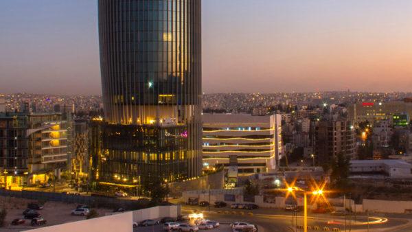 A Amman, une tour «environnementale» signée Architecture-Studio