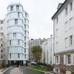 Avenue de Saxe, ECDM vu par le photographe Benoît Fougeirol