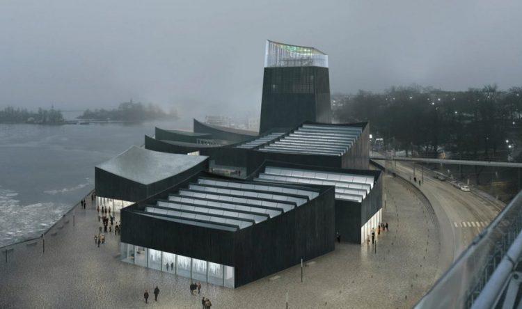 @ Moreau Kusunoki architectes - Artefactory Lab