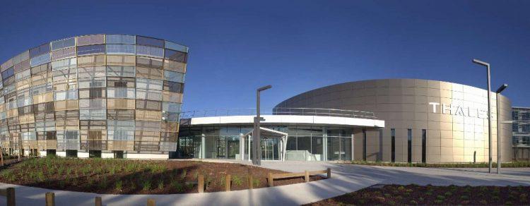 Campus Thalès Mérignac @GA Smart Building