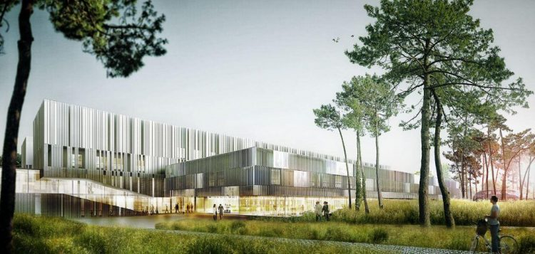 Hôpital de Plérin @ AIA architectes