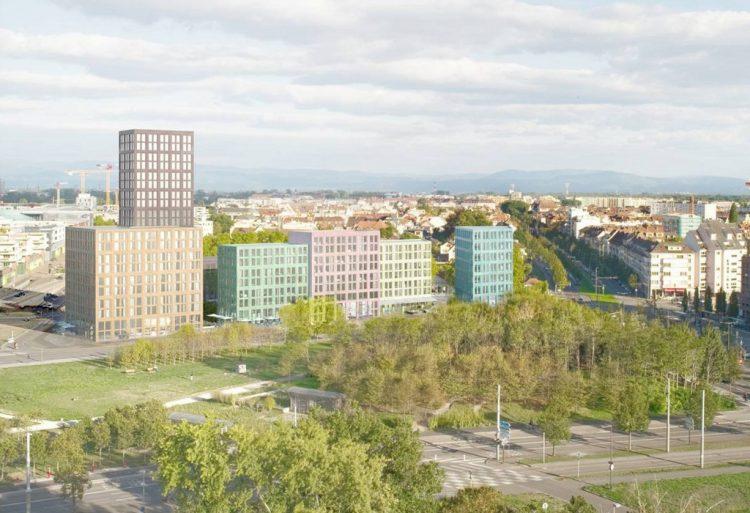 Strasbourg @ LAN Architecture - TOA architectes associés