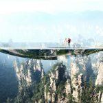 A Zhangjiajie, en Chine, le vertige et la sérénité signés Martin Duplantier