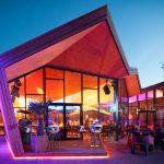 Un restaurant à Luxembourg-plage