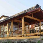 Recycler une île : le pavillon de la sardine à Ibuki (Japon)