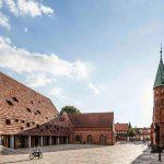 Kannikegården, quand archéologie et architecture s'entendent à merveille