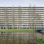 Aux Pays-Bas, deFlat Kleiburg, dernier homme debout dans la guerre contre le modernisme