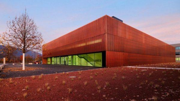 18ème édition des European Copper in Architecture Awards