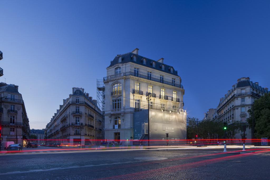as ou comment tre architecte au centre de paris chroniques d 39 architecture. Black Bedroom Furniture Sets. Home Design Ideas