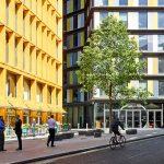 A Londres, en deux bâtiments neufs, un nouveau quartier