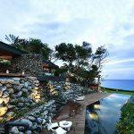 A'tolan, une maison stoïque face à l'océan