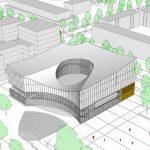 Au conservatoire proposé par Tetrarc à Rennes, chaque m² est compté