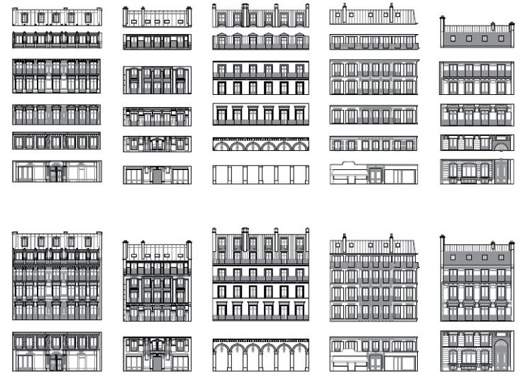 paris haussmann mod le de ville chroniques d 39 architecture. Black Bedroom Furniture Sets. Home Design Ideas