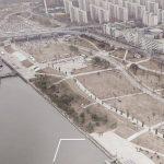 Concours international pour le terminal ferry Yeoui-Naru de Séoul, Corée-du-sud