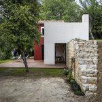 Un abri paysan transfiguré en résidence de charme