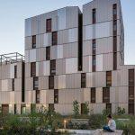 Résidence étudiante «les muses» à Bordeaux