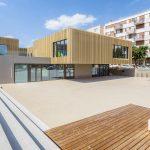 Centre culturel et social à Nemours, Seine-et-Marne