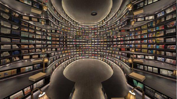 La librairie Zhongshuge d'Hangzhou est un manifeste au service de l'intelligence