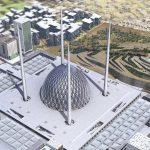 L'Entrée Ouest de la Mecque, signée Architecture-Studio, ne manque pas de rythme