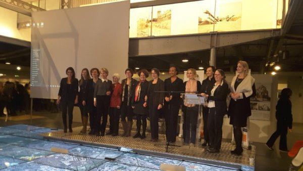 Lancement du Prix Femmes Architectes 2017