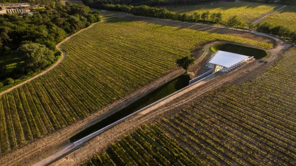 Au Château La Coste, le pavillon de photographie de Renzo Piano