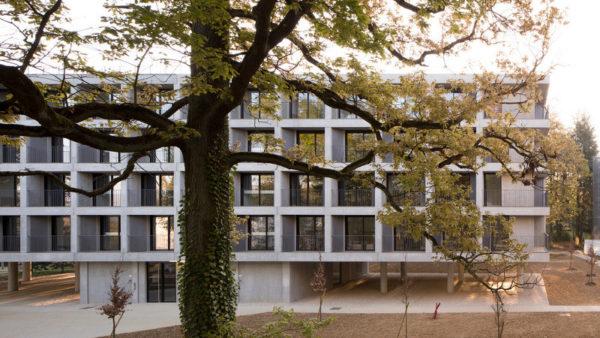 Une approche patrimoniale avec une vision novatrice du campus