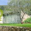 Une 'extension paysage' dans un hameau de Provence