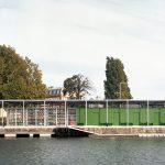 A Caen, la trame élégante du club de Kayak révèle un projet subtil
