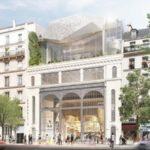 A Paris, une surélévation «amovible» quand on s'y attendait le moins