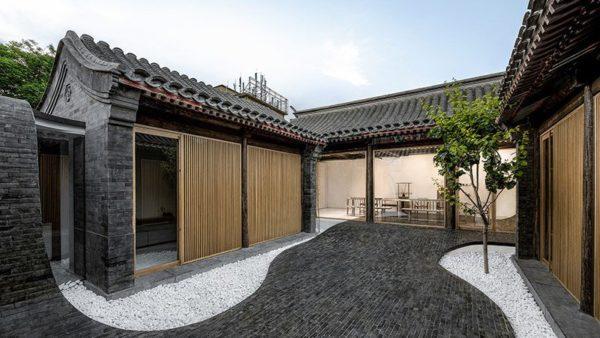 De la maison Siheyuan à la maison d'hôtes à Pékin