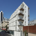 Continuité urbaine et densité : 10 logements sociaux signés Dietmar Feichtinger