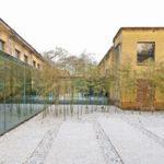 De l'usine désaffectée aux Beaux-arts, de l'espace interdit à l'espace ouvert